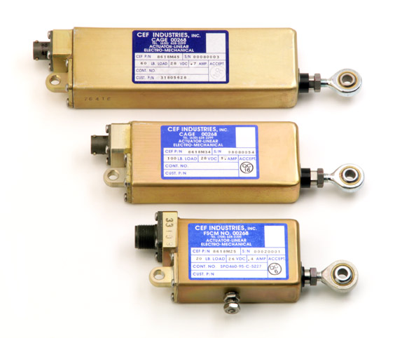 Model 20 Linear Actuators