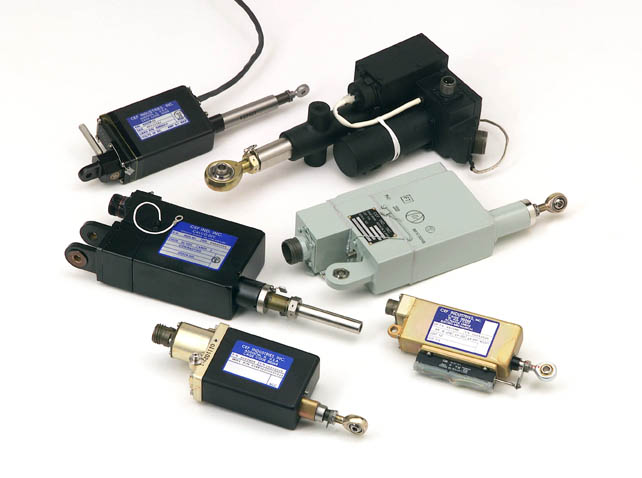 Custom Linear Actuators for Aerospace Applications